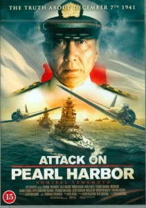 Attack on Pearl harbor DVD