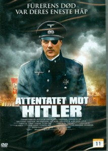 Attentatet mot Hitler DVD