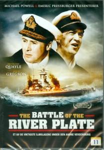 Battle of River Plate DVD