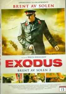 Exodus2 DVD