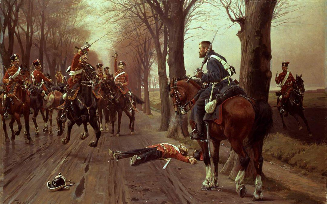 Dansk kavalerist 1848-64