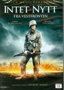 Inten nytt fra vestfronten DVD