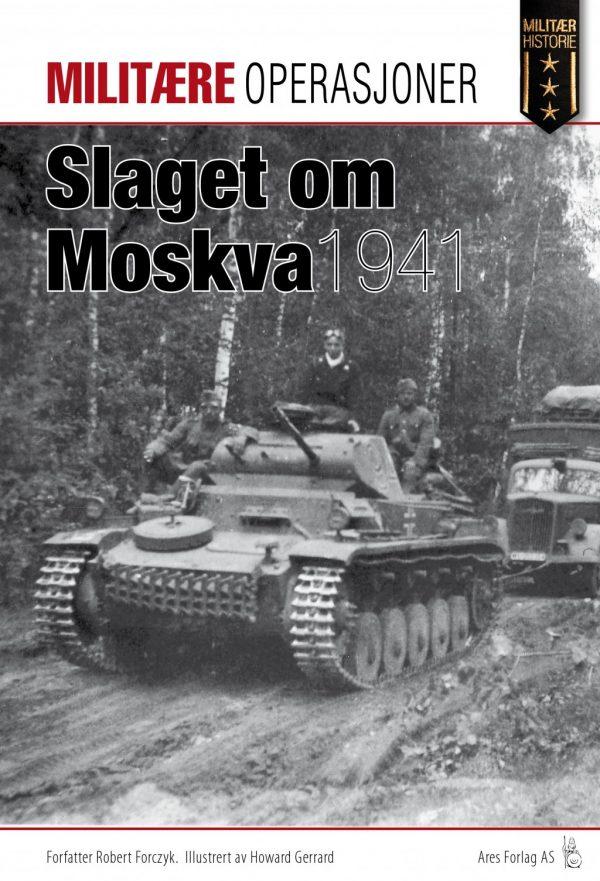 Forsiden av Slaget om Moskva 1941