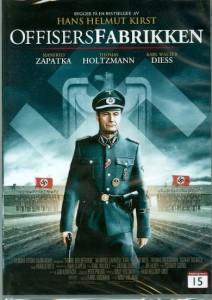 Offisersfabrikken DVD