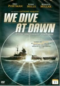 We dive at dawn DVD