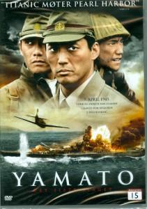 Yamato DVD6