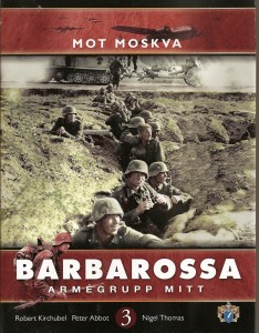 Barbarossa 3 Armegruppe Mitt