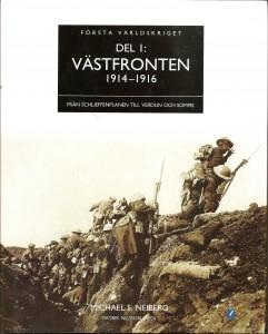 Første verdenskrig bind 1
