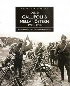Første verdenskrig bind 5