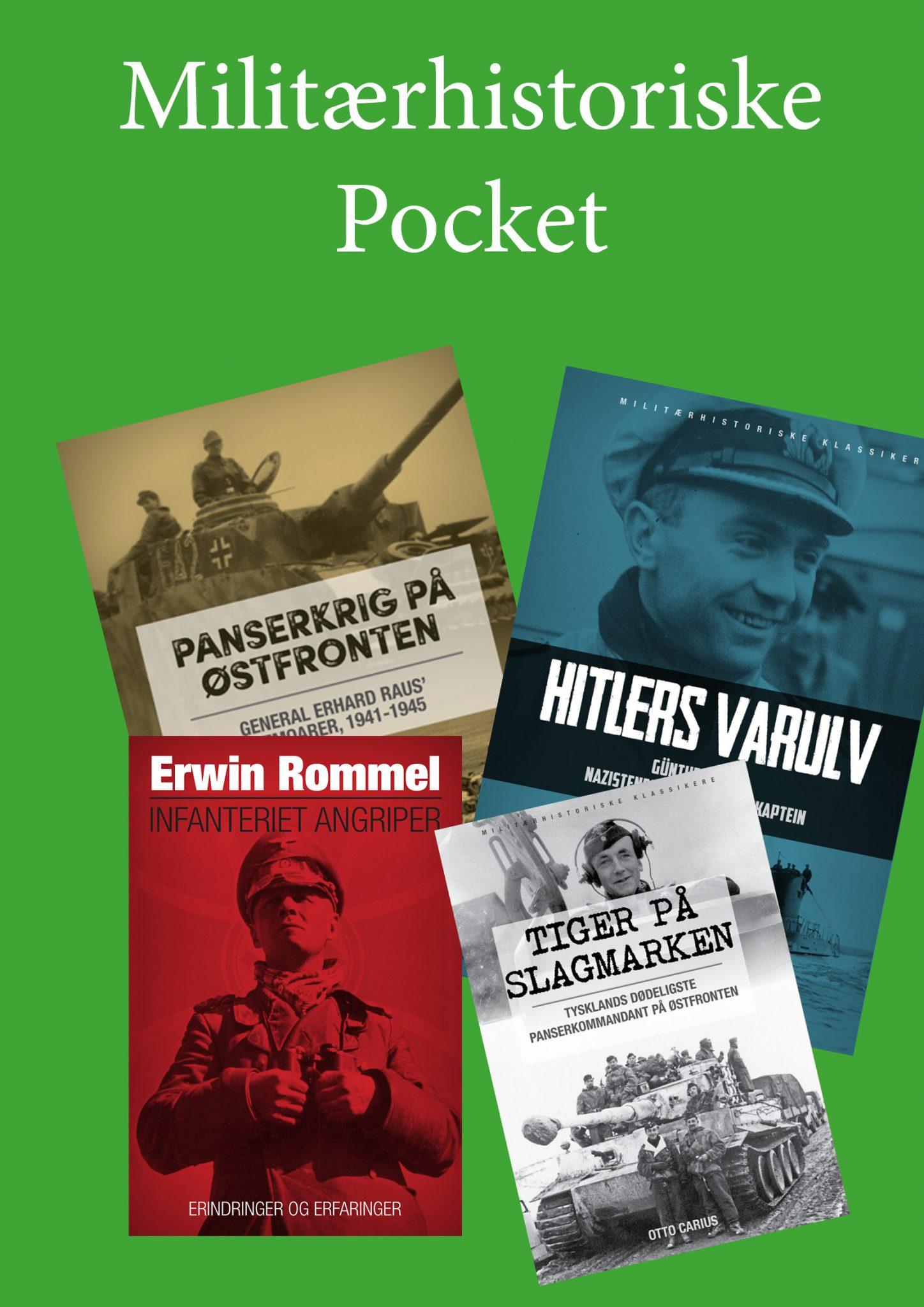 Militærhistorisk Pocketbøker