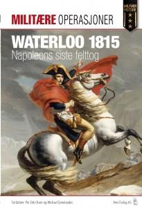 MO13 forside Waterloo - BOK
