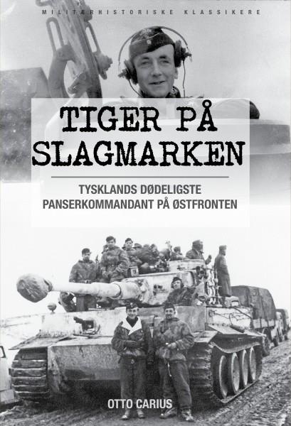 Smussomslag Tiger på slagmarken v1a