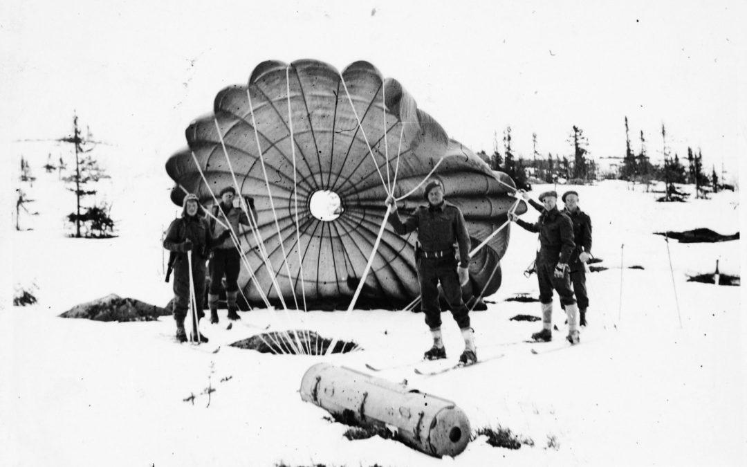 Slaget på Haglebu 1945