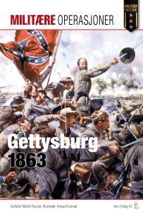 gettysburg-forside
