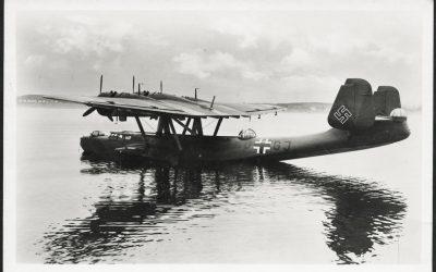 Flyfunn: Dornier DO 24T3