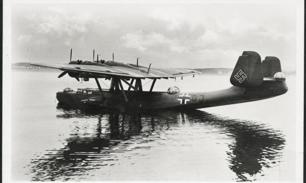 Flyfunn: Dornier DO 24T3