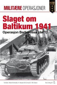 Forside MO21 Slaget om Baltikum - BOKv1