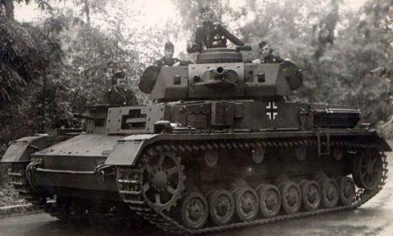 Panzer IV. Wehrmachts arbeidshest
