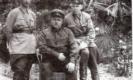 NKVD-offiser