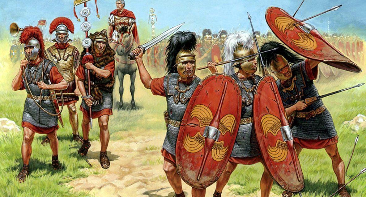 Cæsars største triumf. Alesia 52 fvt