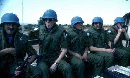 Norsk FN-soldat skutt i Beirut.