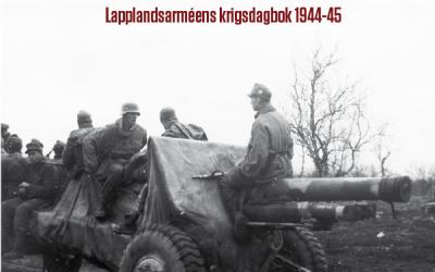Lyngenlinjen. Hitlers siste skanse i Norge 1945.