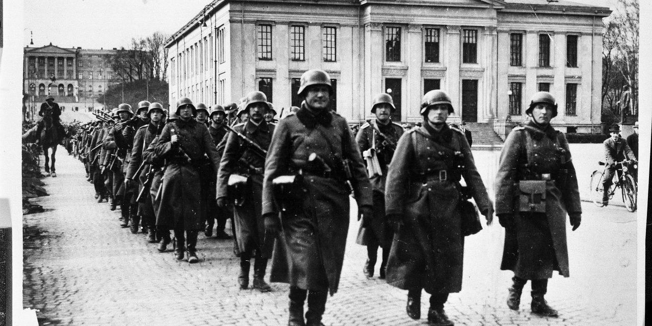 Angrepet på Norge 1940